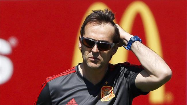 洛佩特吉的决定惹怒西班牙更衣室