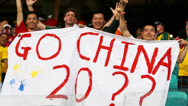 安帅称有生之年很难看到中国夺世界杯