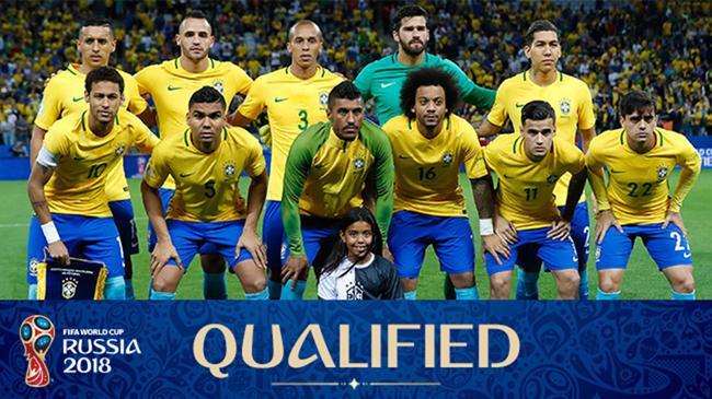 安帅看好巴西夺冠