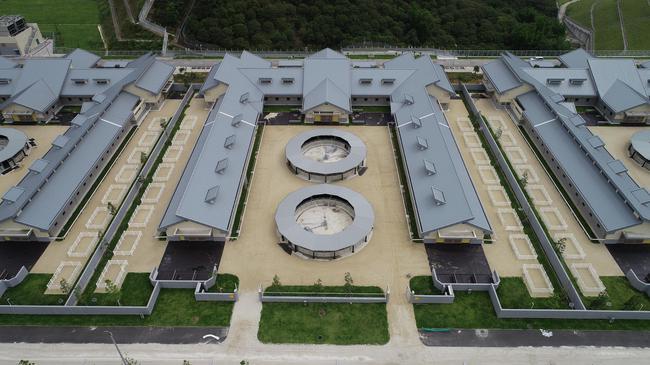 从化马匹训练中心及将竣工,并于八月正式开幕