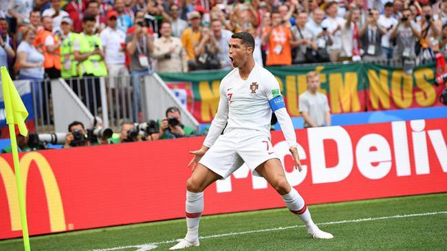 世界杯-C罗4分钟破门葡萄牙胜 摩洛哥遭连败出局