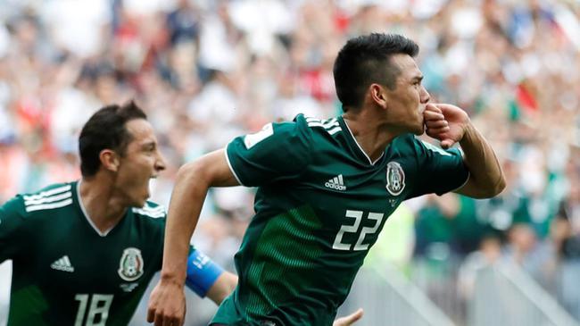 墨西哥发挥神勇