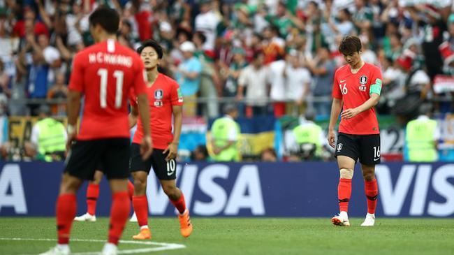 世界杯-小豌豆进球 孙兴慜世界波 韩国1-2墨西哥