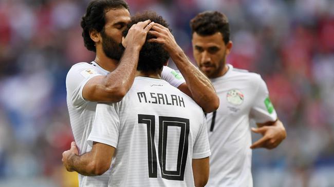 世界杯-萨拉赫破门 沙特95分钟绝杀2-1险胜埃及