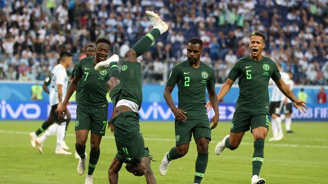 尼日利亚扳平