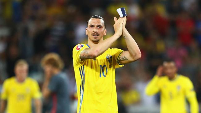 伊布不忘国家队:瑞典正在征服世界!像我一样