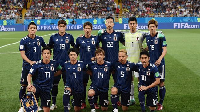 日本首发11人