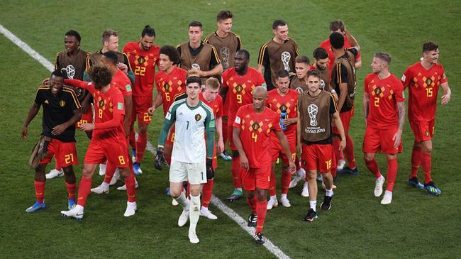 比利时完成大逆转