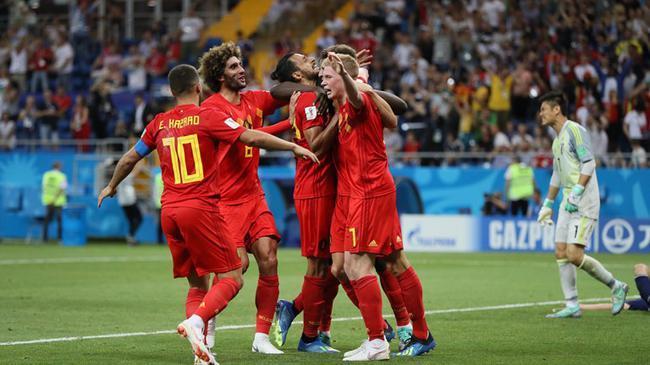比利时3-2压哨绝杀