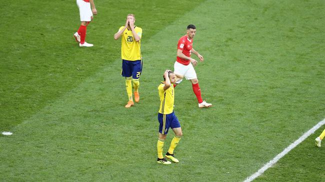 瑞典错过机会