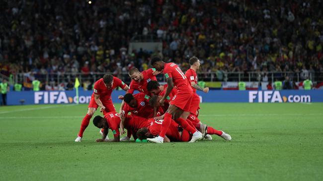 2018年7月4日世界杯1/8决赛 英格兰vs哥伦比亚 [视频]