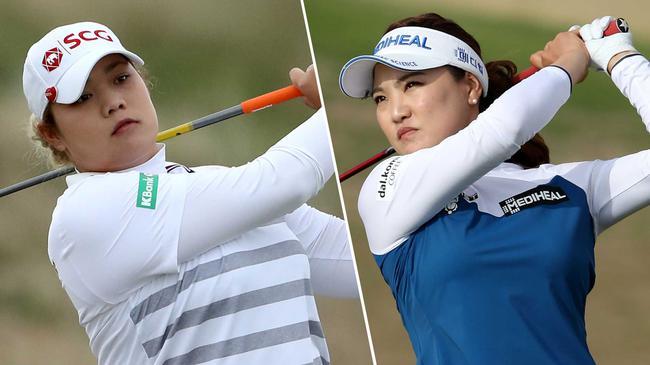 预告-新浪高尔夫全程视频直播LPGA印第安纳女子赛