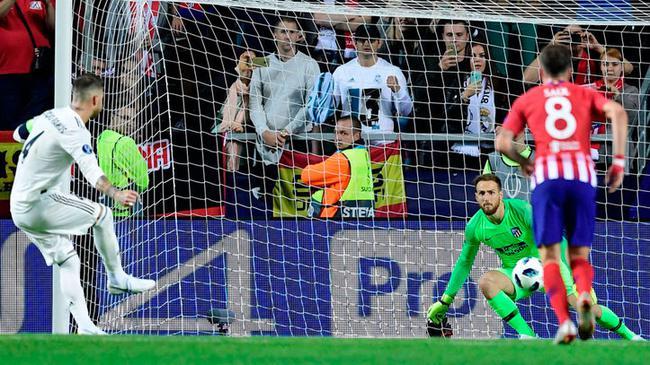 C罗离队后皇马第一点球手是他 创新纪录追平梅西