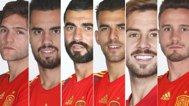西班牙球员号码:莫拉塔穿7号 6号新主人是他