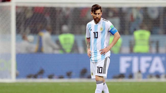 阿根廷足协希望梅西重返国家队