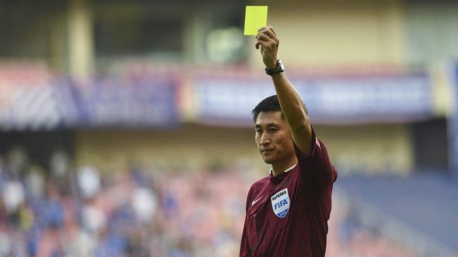 马宁将执法亚冠决赛 继陆俊后中国裁判再担重任