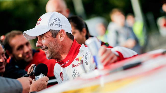 WRC第12站西班牙站勒布宝刀不老 时隔五年再夺冠