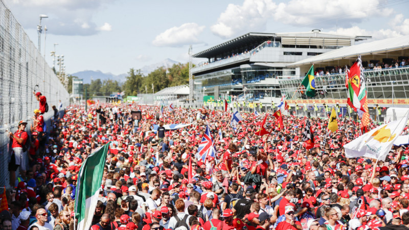 亚博体育:蒙扎赛道筹集1亿欧元进行革新 只为将来留在F1