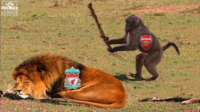 和利物浦不在一个量级