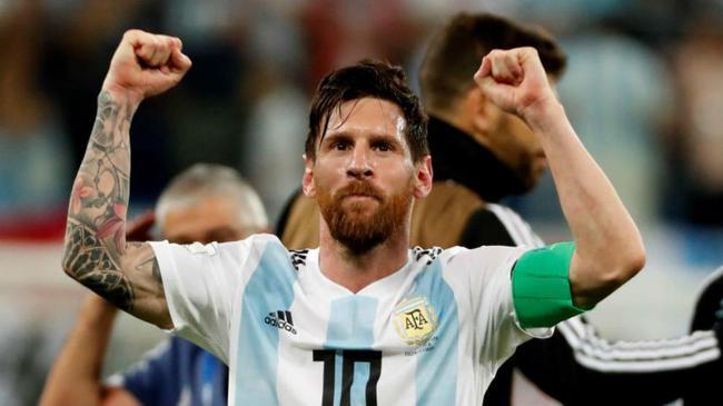 梅西将在美洲杯前回归阿根廷队