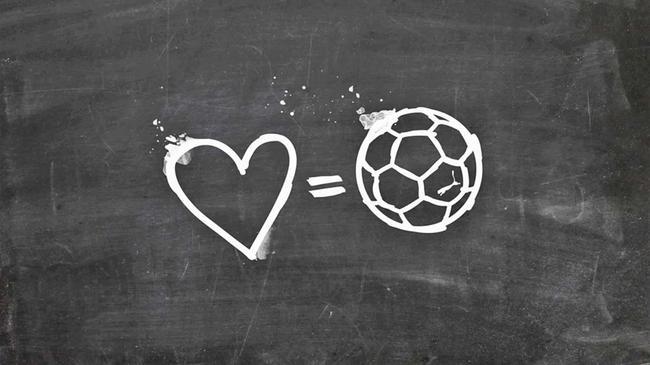 有了足球就不要爱情了吗