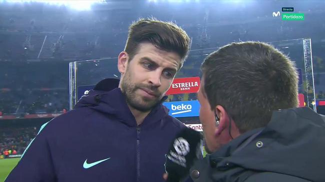皮克认为如果不改变,那欧冠的比赛会很艰难