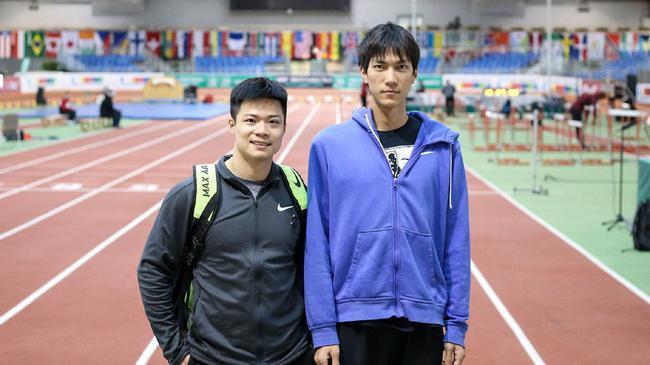 苏炳添、王宇将一同亮相总决赛。图/中国国家田径队