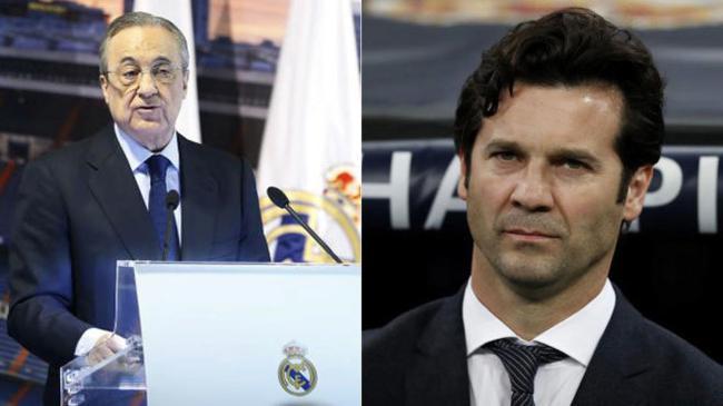 皇马将在赛季结束后解雇索拉里