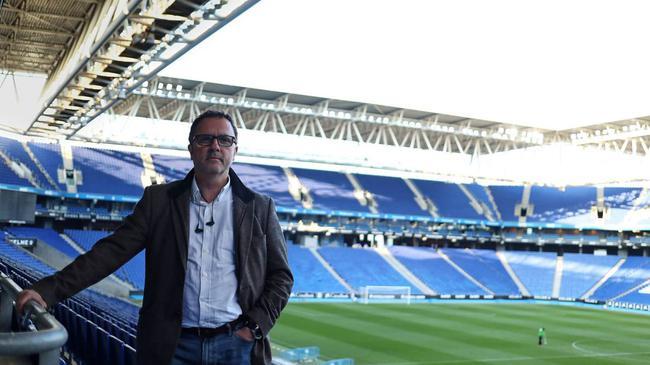 西班牙人俱笑部市场和商业部主管阿古斯蒂·菲洛梅诺