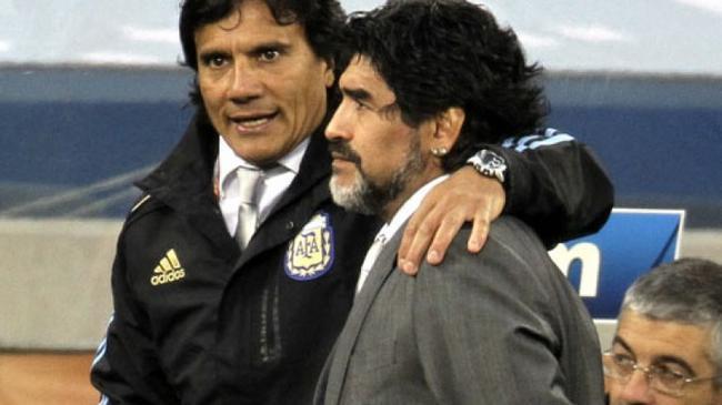 阿根廷名宿看衰梅西:他永远达不到马拉多纳水