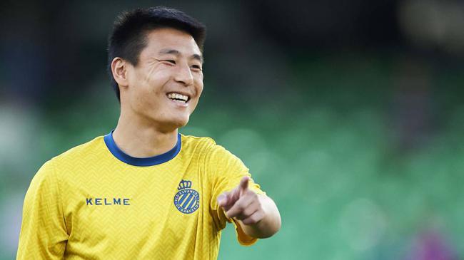 武磊支持利物浦赢得欧冠