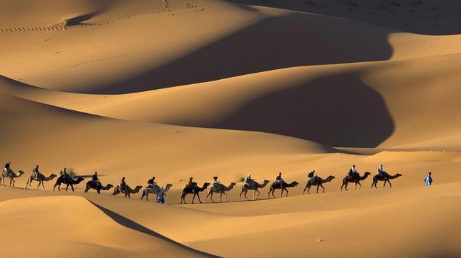 摩洛哥沙漠