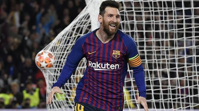 欧足联评西甲最佳阵容:梅西领衔巴萨4人 皇马0人