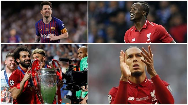 利物浦涌现三名金球候选 他们能跟梅西争金球奖