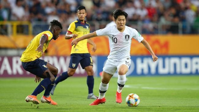 世青赛-韩国1-0克厄瓜多尔 亚洲队20年后再进决赛