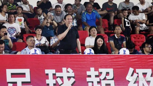 第九届桂超联赛火爆开幕 文艺助兴创造两项纪录