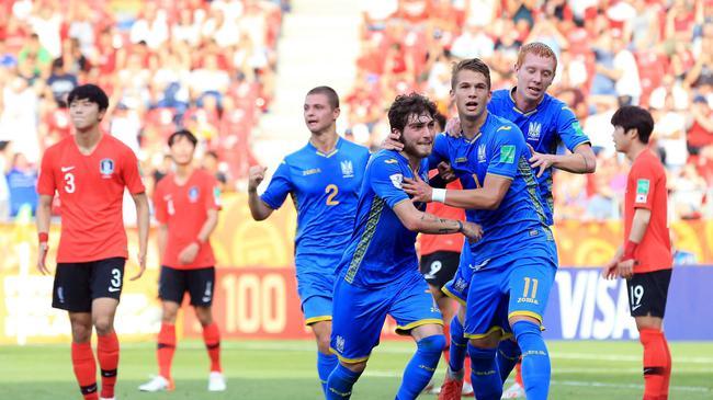 烏克蘭奪冠