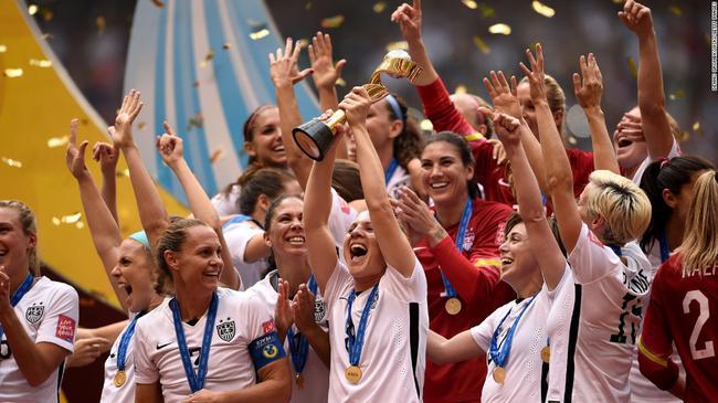揭秘-她们称霸女足世界 不只靠赢中国队那场决赛