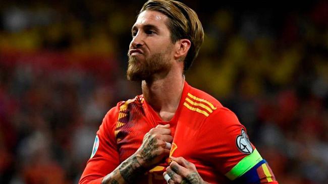 拉莫斯:要带西班牙拿欧洲杯