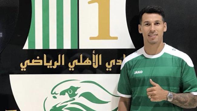 武磊又一队友离队获官方宣布 与卡塔尔球队签3年