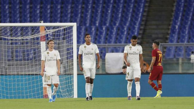 皇馬7場熱身賽狂丟18球 西媒擔憂皇馬西甲前景