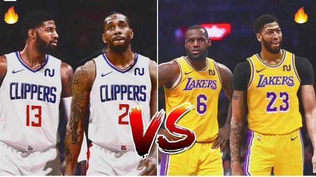 NBA新賽季賽程正式公佈!所有的看點都在這了,揭幕戰就是洛杉磯德比!