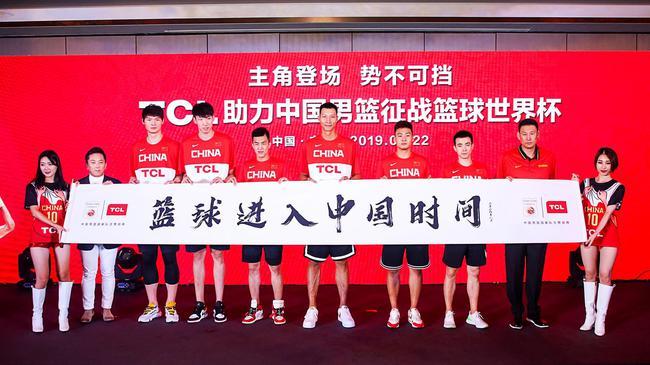 篮球进入中国时间!喊出这句话我们等了10年