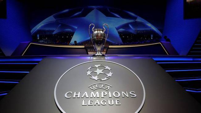 新赛季欧冠分组敲定