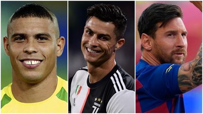 埃託奧眼中的現代足球最強三人