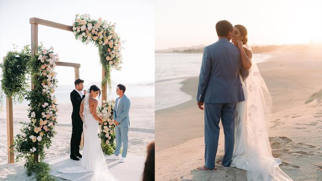 福勒海边举行浪漫婚礼 下届莱德杯拍照不再孤独