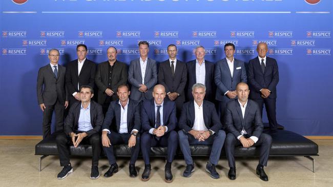 2017年的教练峰会