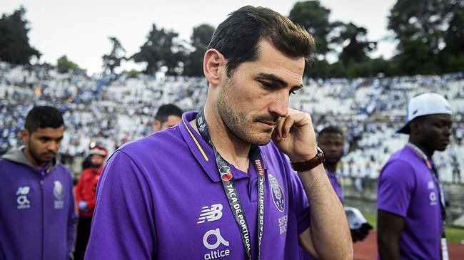 卡西将参加西班牙足协主席的竞选
