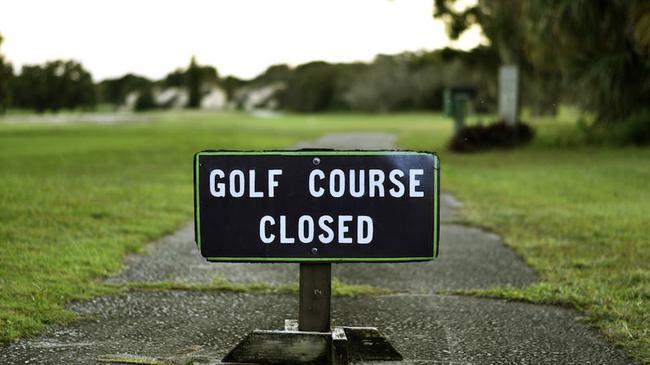 欧洲疫情之下近一半高尔夫球场关门 行业损失惨重
