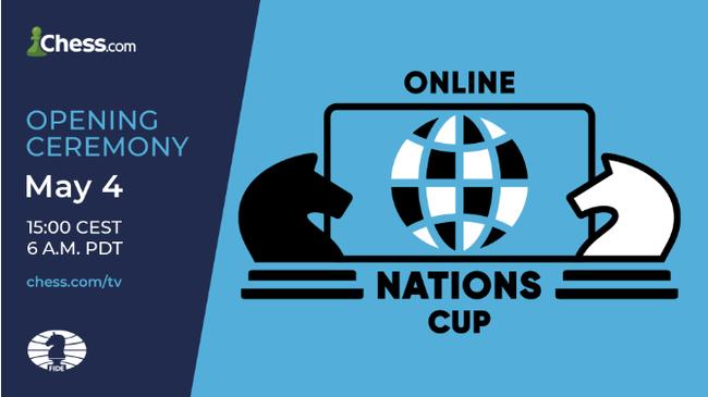 国家杯国象网络团体赛